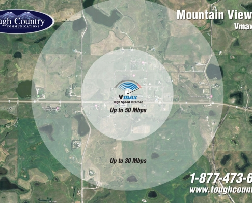 Mountain View Map